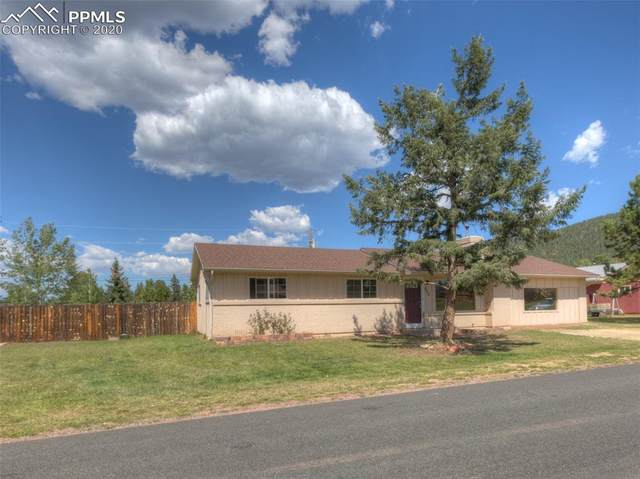 520 N Park Drive, Woodland Park, CO 80863 (#1129851) :: Action Team Realty