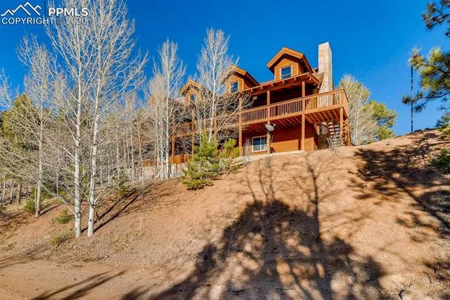 4569 W Highway 24, Florissant, CO 80816 (#1132512) :: The Kibler Group