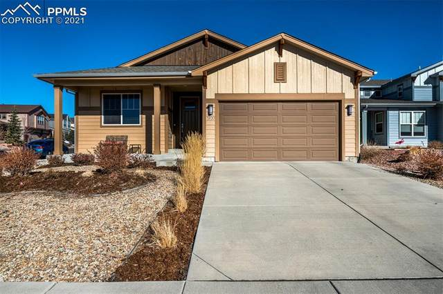 5720 African Daisy Court, Colorado Springs, CO 80923 (#1135987) :: Venterra Real Estate LLC