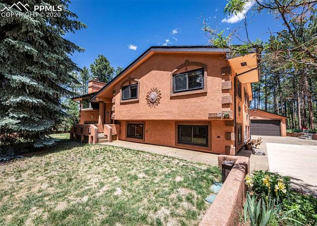 18355 Furrow Road, Monument, CO 80132 (#1136415) :: Tommy Daly Home Team