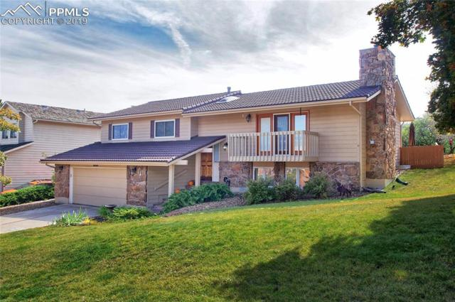 6460 Mesedge Drive, Colorado Springs, CO 80919 (#1138117) :: The Kibler Group