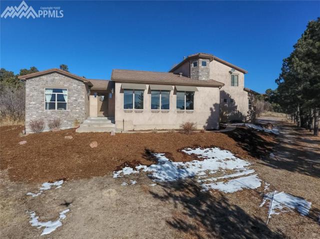 4385 Old Ranch Road, Colorado Springs, CO 80908 (#1139040) :: RE/MAX Advantage