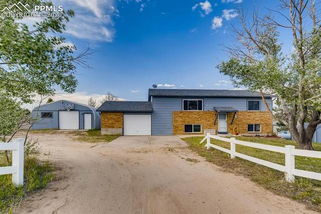 12410 Richardson Lane, Peyton, CO 80831 (#1139356) :: The Kibler Group