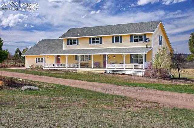 20690 Warriors Path Drive, Peyton, CO 80831 (#1140279) :: 8z Real Estate
