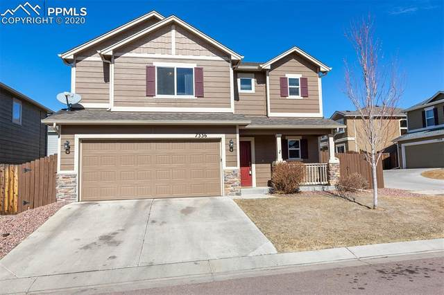 7336 Axis Point, Colorado Springs, CO 80922 (#1143616) :: Tommy Daly Home Team