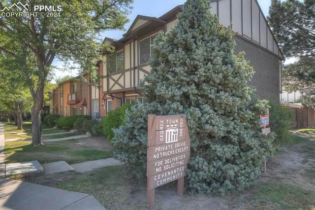 1945 N Academy Boulevard, Colorado Springs, CO 80909 (#1146041) :: The Treasure Davis Team   eXp Realty