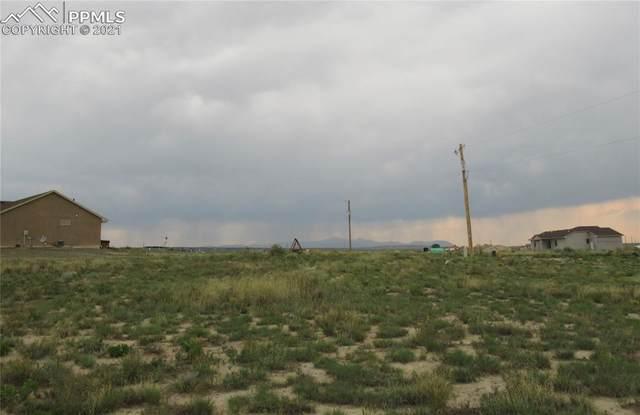869 E Cholla Plaza, Pueblo West, CO 81007 (#1147039) :: Dream Big Home Team | Keller Williams