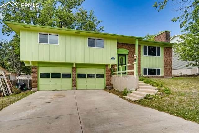 1512 Conway Drive, Colorado Springs, CO 80915 (#1148860) :: The Treasure Davis Team