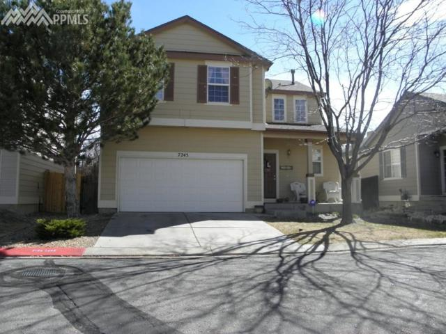 7245 Mount Higgins Heights, Colorado Springs, CO 80922 (#1149978) :: Jason Daniels & Associates at RE/MAX Millennium
