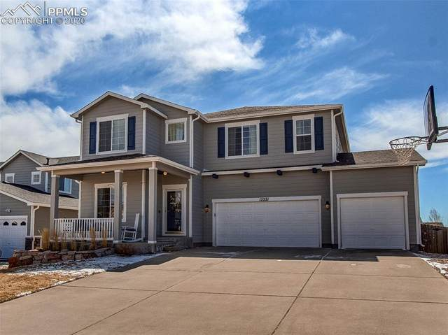 12221 Crystal Downs Road, Peyton, CO 80831 (#1151498) :: The Kibler Group