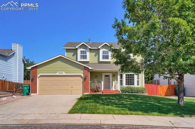 8420 Camfield Circle, Colorado Springs, CO 80920 (#1152417) :: The Kibler Group