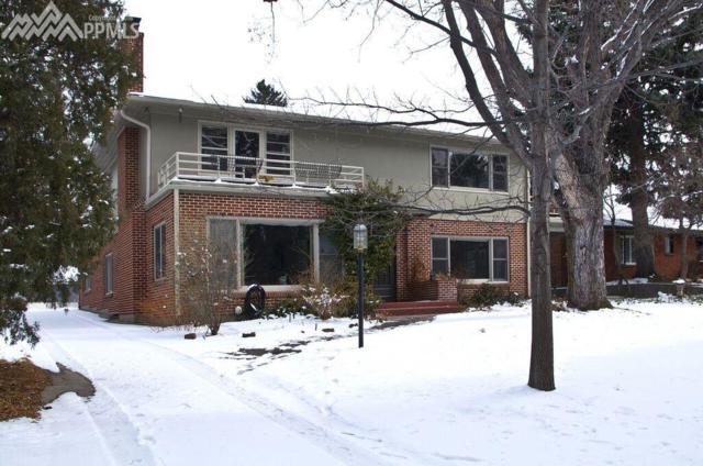 1729 Alamo Avenue, Colorado Springs, CO 80907 (#1154391) :: The Hunstiger Team