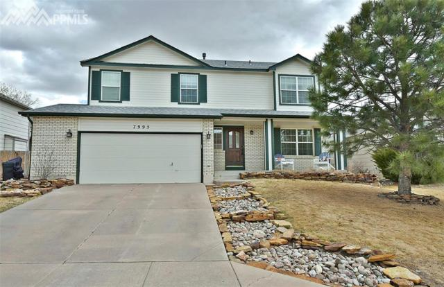 7995 Interlaken Drive, Colorado Springs, CO 80920 (#1155042) :: Jason Daniels & Associates at RE/MAX Millennium