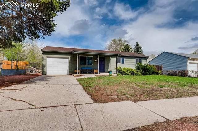 261 S Murray Boulevard, Colorado Springs, CO 80916 (#1156829) :: The Artisan Group at Keller Williams Premier Realty