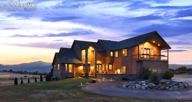 2805 Meadow Run Circle, Colorado Springs, CO 80908 (#1157802) :: Fisk Team, RE/MAX Properties, Inc.