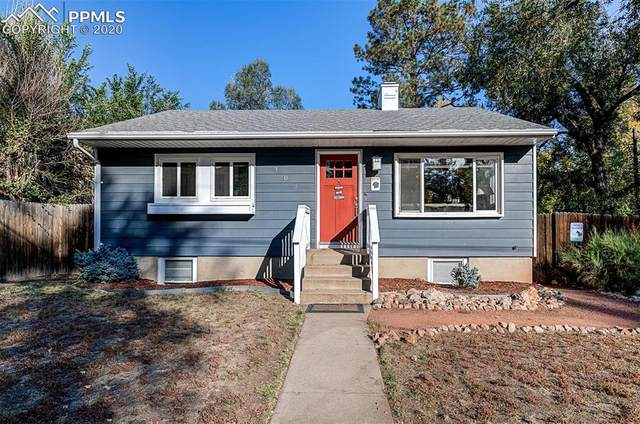 302 W Cheyenne Road, Colorado Springs, CO 80906 (#1159557) :: 8z Real Estate