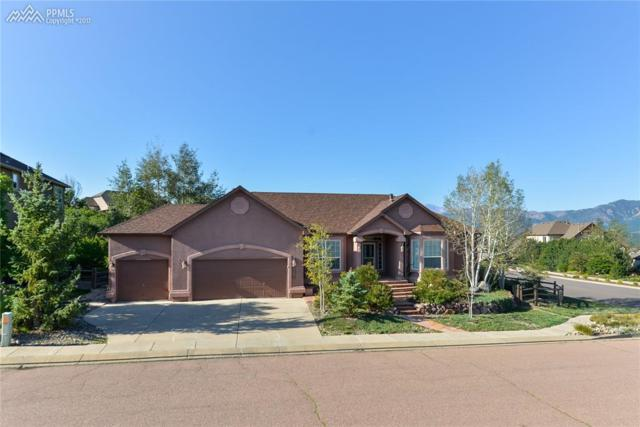 1101 Glengary Place, Colorado Springs, CO 80921 (#1162168) :: The Daniels Team