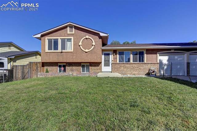 7336 Colonial Drive, Fountain, CO 80817 (#1163068) :: Tommy Daly Home Team
