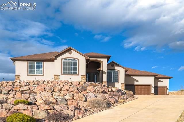 836 Pecos Point, Canon City, CO 81212 (#1165278) :: Finch & Gable Real Estate Co.