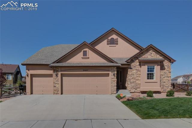 8003 Bigcone Circle, Colorado Springs, CO 80927 (#1166241) :: The Hunstiger Team