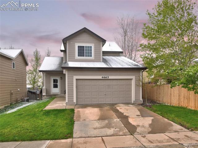 4665 Ardley Drive, Colorado Springs, CO 80922 (#1168537) :: The Kibler Group