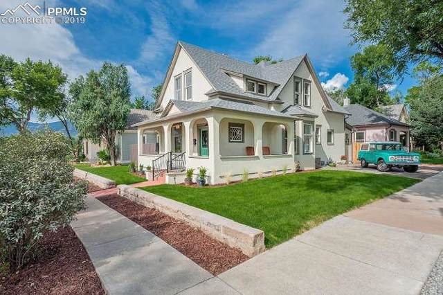 2 S 8th Street, Colorado Springs, CO 80905 (#1169535) :: The Treasure Davis Team