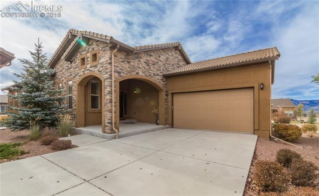 2425 Veneto Way, Colorado Springs, CO 80921 (#1169601) :: The Hunstiger Team