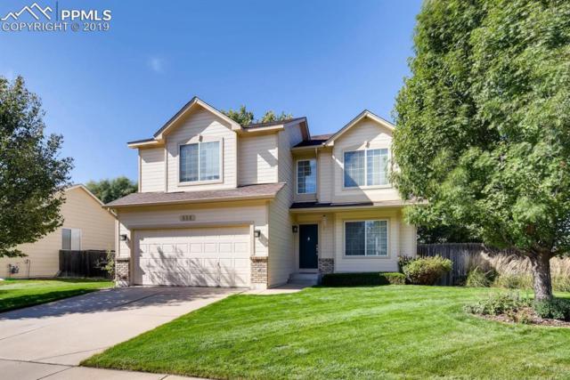 656 Golden Eagle Drive, Colorado Springs, CO 80916 (#1169946) :: The Kibler Group