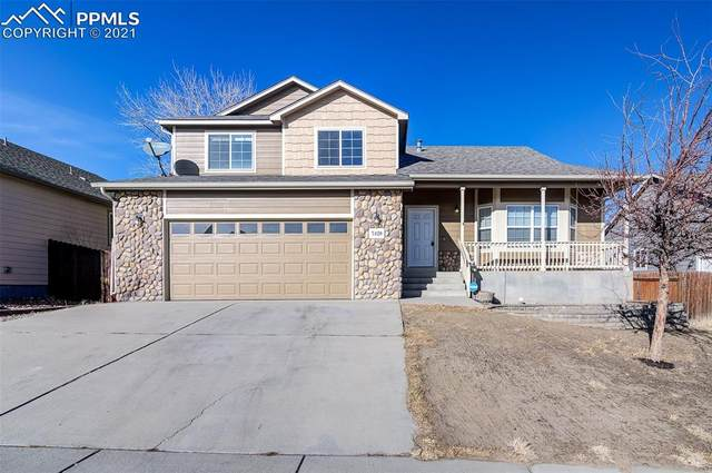 7420 Wind Haven Trail, Fountain, CO 80817 (#1169970) :: Finch & Gable Real Estate Co.