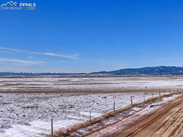 Lot 3 Drennan Road, Colorado Springs, CO 80930 (#1171161) :: Fisk Team, RE/MAX Properties, Inc.