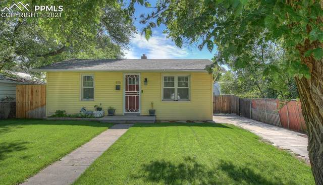 815 Sunset Road, Colorado Springs, CO 80909 (#1172415) :: Action Team Realty