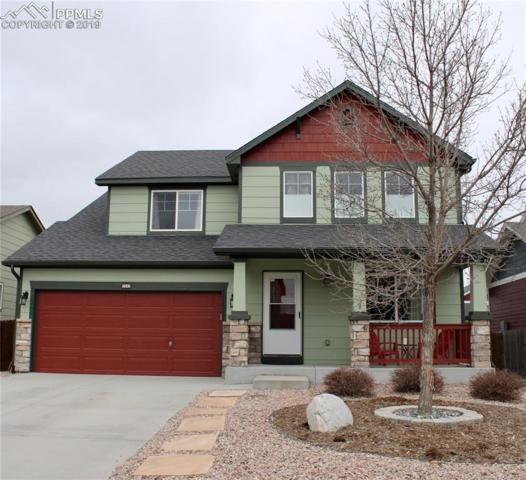7847 Notre Way, Colorado Springs, CO 80951 (#1173084) :: The Hunstiger Team