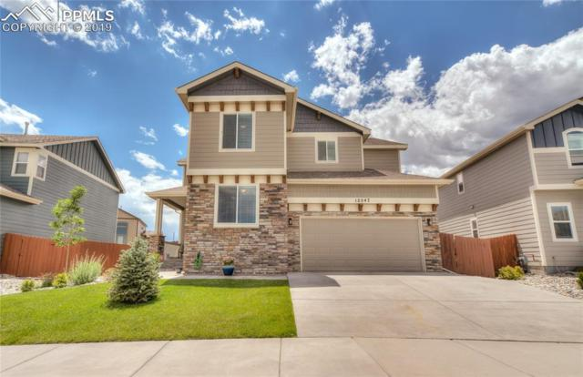 12547 Mt Antero Drive, Peyton, CO 80831 (#1175804) :: Action Team Realty