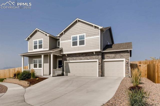 6904 Thorn Brush Way, Colorado Springs, CO 80923 (#1178517) :: The Treasure Davis Team