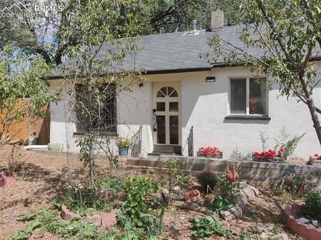 1715 Lorraine Street, Colorado Springs, CO 80905 (#1178760) :: CC Signature Group