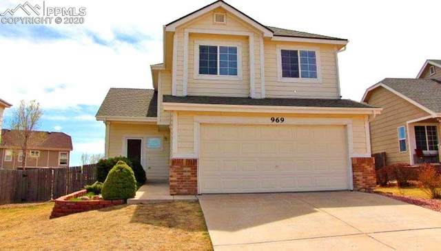 969 Merryvale Lane, Fountain, CO 80817 (#1179310) :: Tommy Daly Home Team