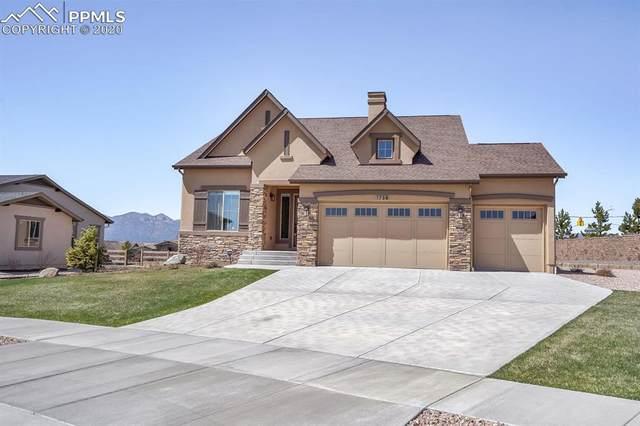 1738 Redbank Drive, Colorado Springs, CO 80921 (#1179815) :: Tommy Daly Home Team