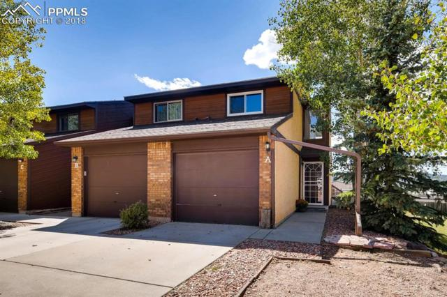 402 Forest Edge Lane A, Woodland Park, CO 80863 (#1181079) :: The Peak Properties Group