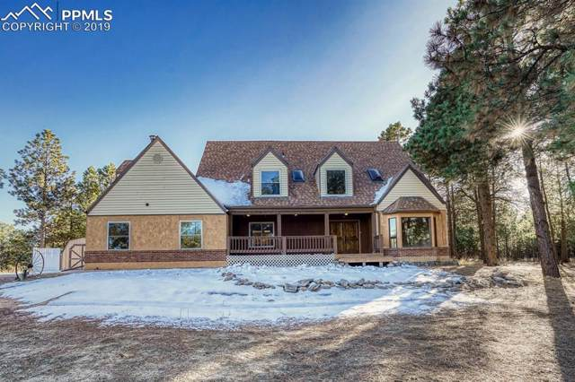 11925 Wellwood Terrace, Elbert, CO 80106 (#1181131) :: Tommy Daly Home Team