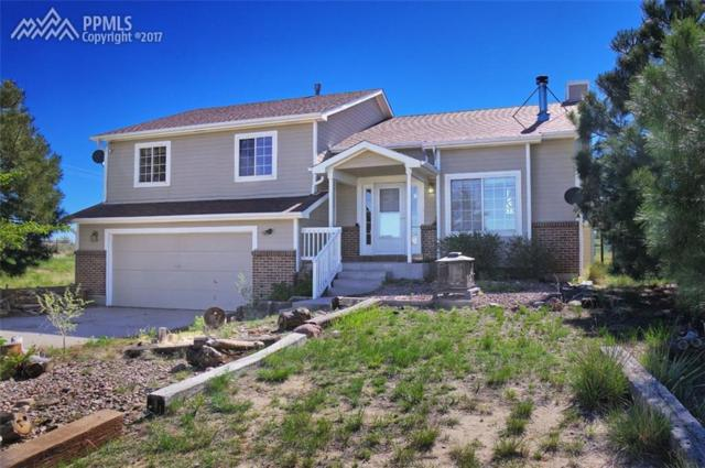 18890 Sage Crest Road, Peyton, CO 80831 (#1181930) :: Action Team Realty