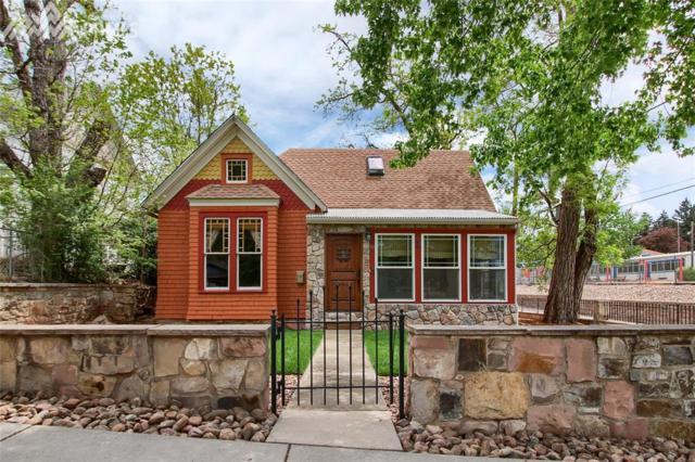 19 N Prospect Avenue, Colorado Springs, CO 80903 (#1184295) :: The Treasure Davis Team
