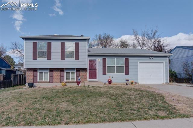 4110 Morley Drive, Colorado Springs, CO 80916 (#1184507) :: Venterra Real Estate LLC
