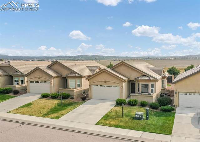 2346 Creek Valley Circle, Monument, CO 80132 (#1186643) :: The Harling Team @ Homesmart Realty Group