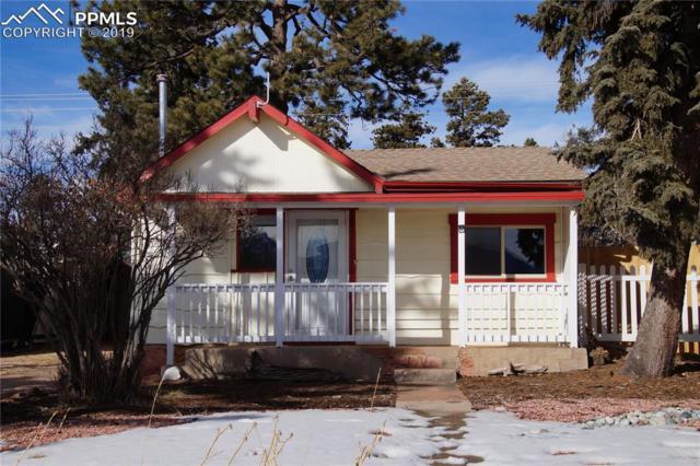208 E South Avenue, Woodland Park, CO 80863 (#1194268) :: 8z Real Estate