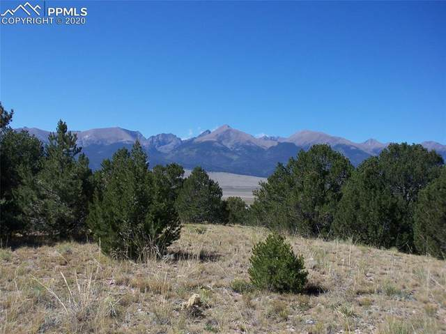 686 Piute Road, Westcliffe, CO 81252 (#1195654) :: Action Team Realty
