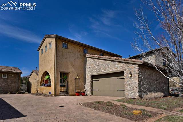 1843 La Bellezza Grove, Colorado Springs, CO 80919 (#1195704) :: CC Signature Group