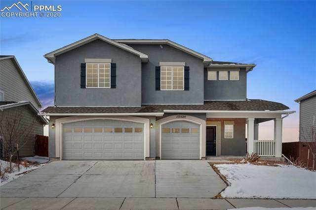 13524 Park Gate Drive, Peyton, CO 80831 (#1195823) :: 8z Real Estate