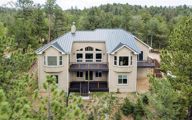 187 Eagle Drive, Divide, CO 80814 (#1196534) :: Finch & Gable Real Estate Co.