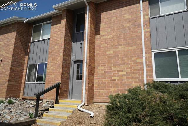 1625 N Murray Boulevard #147, Colorado Springs, CO 80915 (#1198210) :: Finch & Gable Real Estate Co.