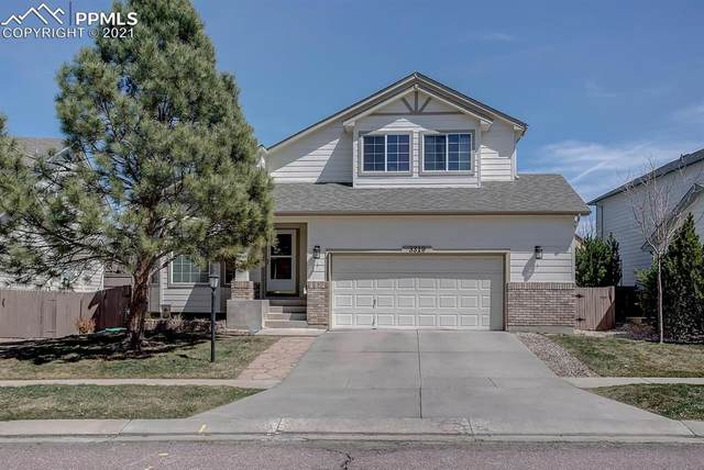 3319 Sand Flower Drive, Colorado Springs, CO 80920 (#1198339) :: The Gold Medal Team with RE/MAX Properties, Inc